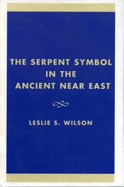 The serpent symbol in the ancient Near East PDF