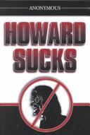 Howard Sucks PDF