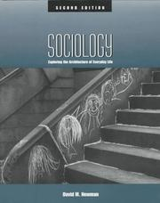 Sociology by David M. Newman
