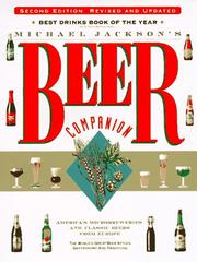 Beer companion by Jackson, Michael