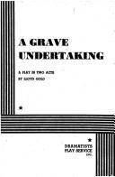 A Grave Undertaking PDF