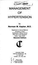 Management of Hypertension PDF