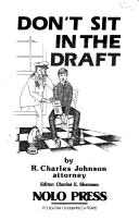 Don't sit in the draft PDF