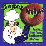 The bagel bible by Marilyn Bagel