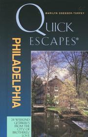 Quick Escapes Philadelphia PDF