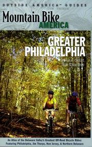 Mountain Bike America: Greater Philadelphia PDF