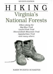 Hiking Virginia&#39;s national forests by Karin Wuertz-Schaefer