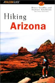 Hiking Arizona by Bruce Grubbs