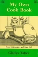My own cook book PDF