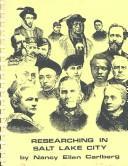 Researching in Salt Lake City PDF