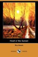 Heart of the Sunset by Rex Ellingwood Beach