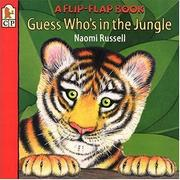 Guess Who's in the Jungle PDF