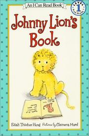 Johnny Lion's Book PDF
