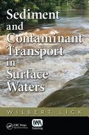 Sediment and contaminant transport in surface waters PDF