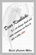 Dear Kimblake