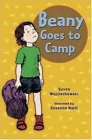 Cover of: Beany Goes to Camp Reissue (Beany) by Susan Wojciechowski