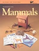 Introducing Mammals (Hands-On Nature PDF