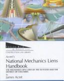 Acret's National Mechanics Liens Handbook PDF
