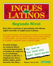 Inglés para latinos by William C. Harvey