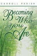 Becoming Who You Are PDF