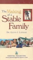 The Making of a Stable Family PDF