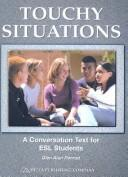Cover of: Touchy Situations by Glen Alan Penrod