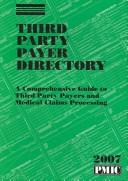 Third Party Payer Directory 2007 PDF