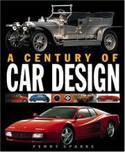 A Century of Car Design PDF