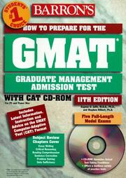 How to prepare for the graduate management admission test, GMAT PDF