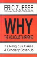 Why the Holocaust Happened by Eric Zuesse
