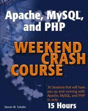 Apache, MySQL, and PHP weekend crash course PDF