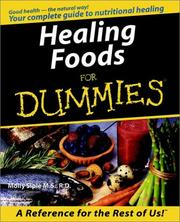 Healing Foods for Dummies PDF