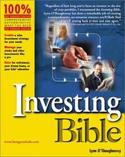The Investing Bible PDF