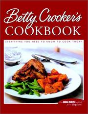 Betty Crocker Cookbook by Betty Crocker
