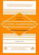 Codex Alimentarius, Vol.5b-supp (Codex Alimentarius) by FAO