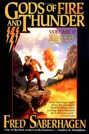 Gods of fire and thunder by Fred Saberhagen