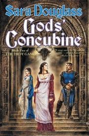 Cover of: Gods&#39; concubine by Sara Douglass