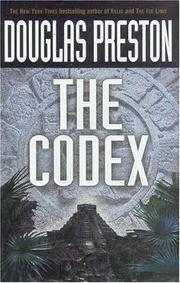 The codex by Douglas J. Preston