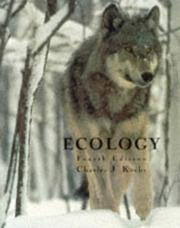 Ecology by Charles J. Krebs