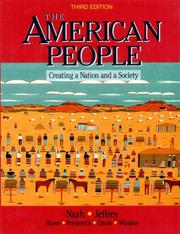 The American People PDF
