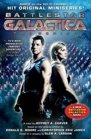 Cover of: Battlestar Galactica by Jeffrey A. Carver