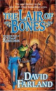The Lair of Bones (Runelords) PDF