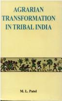 Agrarian Transformation in Tribal Society PDF