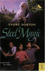 Cover of: Steel Magic
