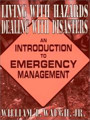 Living With Hazards, Dealing With Disasters PDF