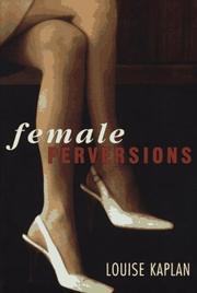 Female perversions PDF