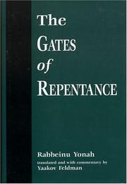 The Gates of Repentance PDF