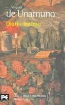 Cover of: Diario íntimo by Miguel de Unamuno
