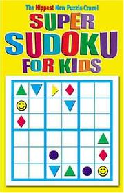 Super Sudoku for Kids Book PDF
