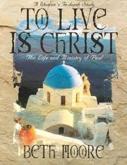 To Live Is Christ PDF